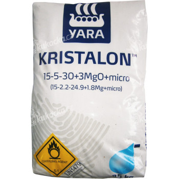 Kristalon - 25 kg Plod a Květ 15+5+30+3