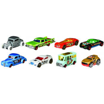 Hot Wheels tématické auto - Disney - mix variant či barev - VÝPRODEJ