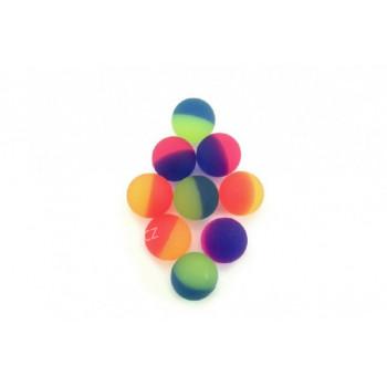 Hopík 3cm 60ks v plastové dóze - mix variant či barev - VÝPRODEJ