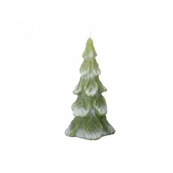 Svíčka STROMEK vánoční 16cm