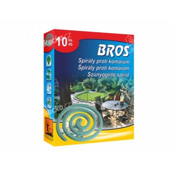 Spirály BROS proti komárům 10ks