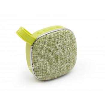 Bezdrátový Bluetooth reproduktor X25 s poutkem, zelený