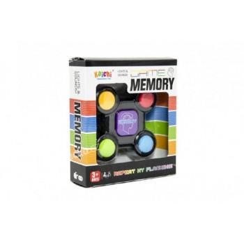 Hra paměťová plast 9cm na baterie