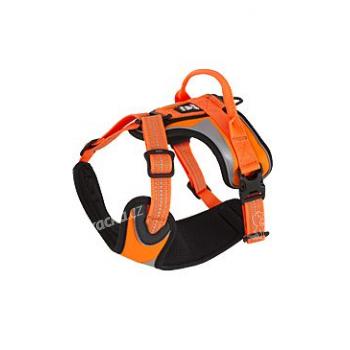 Postroj Hurtta Lifeguard Dazzle 40-45cm oranžový