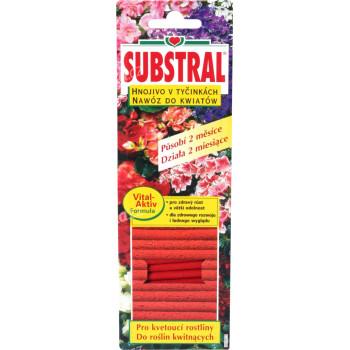Tyčinky - Substral červené 30 ks