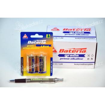Baterie Grada LR14/C 1,5V alkaline - VÝPRODEJ