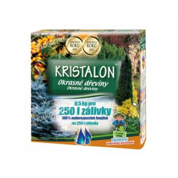 Hnojivo KRISTALON na okrasné dřeviny 500g
