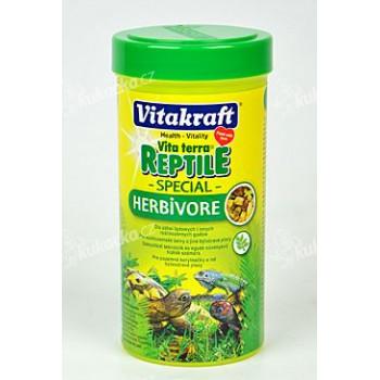 Vitakraft Reptile Turtle Herbivore such.plazi 250ml