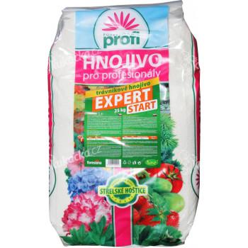 Hnojivo trávníkové - Expert Start 25 kg