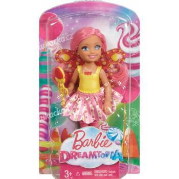 Mattel Barbie Víla Chelsea - mix variant či barev