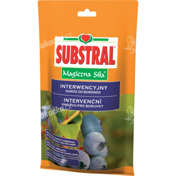 Substral - krystalické americké borůvky 350 g