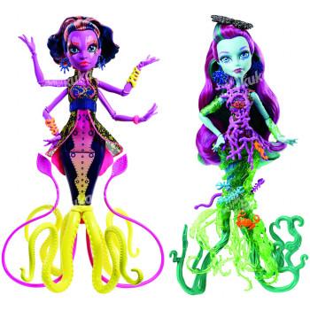 Mattel Monster High Nová příšerka z útesu - mix variant či barev - VÝPRODEJ
