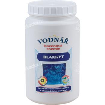 Vodnář Bazén Blankyt Chlorové tablety - 1kg