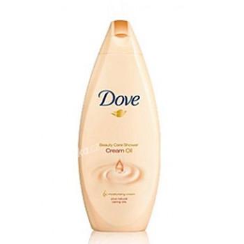 Dove sprchový gel s přírodními oleji Makadamia 250ml