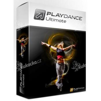 PlayDance ULTIMATE - licence taneční hry