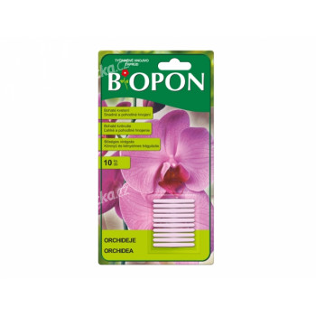 Hnojivo BOPON tyčinkové na orchideje 10ks