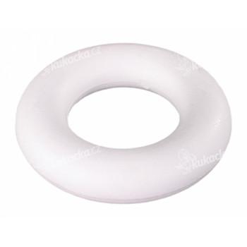 Kroužek aranžovací polystyrenový 20cm - VÝPRODEJ