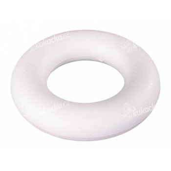 Kroužek aranžovací polystyrenový 50cm - VÝPRODEJ