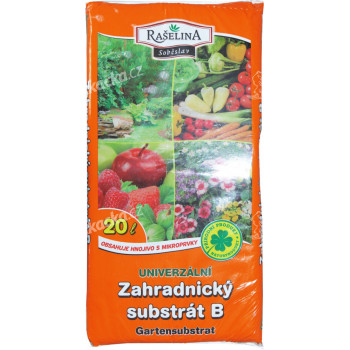 Substrát - Zahradnický 20 l