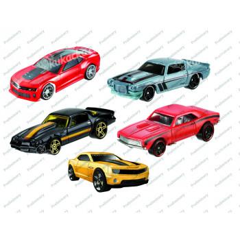 Hot Wheels tématické auto - prémiová kolekce - mix variant či barev - VÝPRODEJ