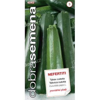 Dobrá semena Tykev cuketa - Nefertiti zelená 1,5g - VÝPRODEJ