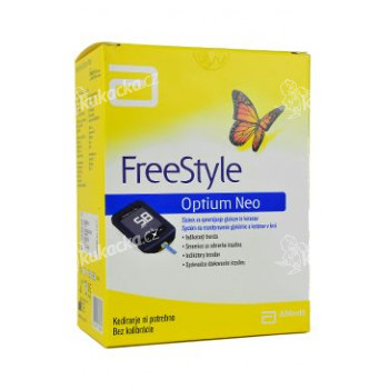 Glukometr FreeStyle Optium Neo 1ks