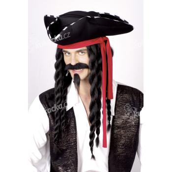 Pirát vlasy