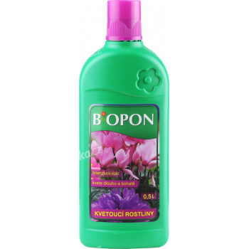 Bopon tekutý - kvetoucí rostliny 1 l