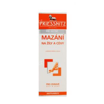Priessnitz Mazání na žíly a cévy Antivarixy 125ml