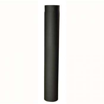 roura kouřová 120mm/1000 t.1,5mm ČER