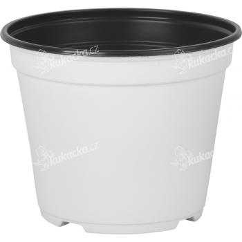 Květináč - kontejner Arca 10 cm - bílý