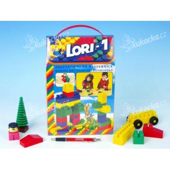 Stavebnice LORI 1 plast