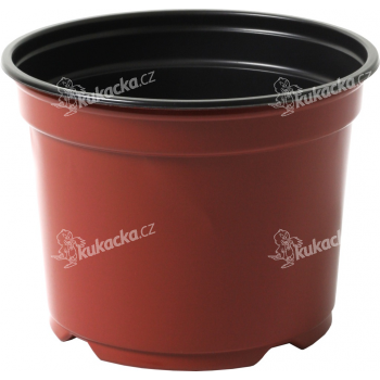 Květináč - kontejner Desch 10 cm - terakota - 10 ks