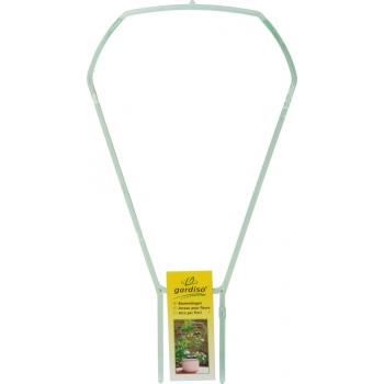 Oblouk opěrný - 30 cm zelený
