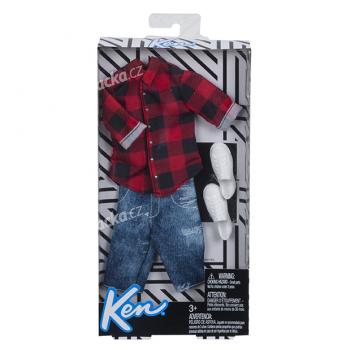 Mattel Barbie Kenovy oblečky - mix variant či barev - VÝPRODEJ
