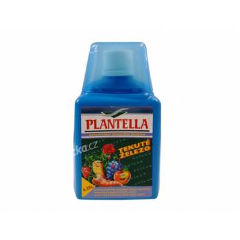 Hnojivo PLANTELLA tekuté železo 250ml