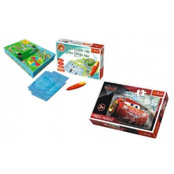 PACK Svět kolem nás s magickým perem + Puzzle 30 dílků grátis (mix obrázků)
