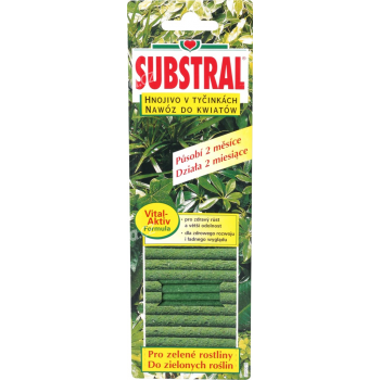 Tyčinky - Substral zelené 30 ks