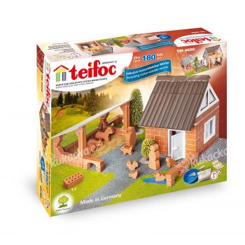 Stavebnice Teifoc Farma