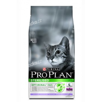 PRO PLAN Cat Sterilised Turkey 400 g
