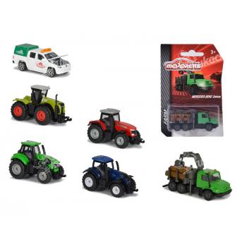 Majorette Farmářské vozidlo kovové - mix variant či barev - VÝPRODEJ