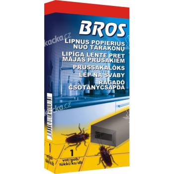 Bros - nástraha na šváby