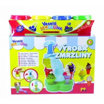 Mac Toys Výroba zmrzliny s náhradní modelínou - VÝPRODEJ