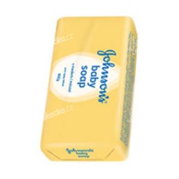Johnson's Baby mýdlo s medem 100g