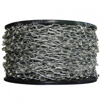 řetěz K320 kroucený (30m)