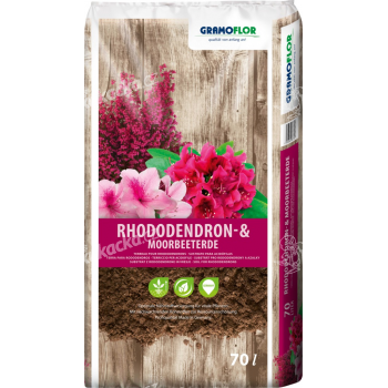 Substrát Gramoflor - Azalky a rododendrony 20 l