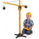 Jeřáb na kabelové ovládání 100 cm JCB_3