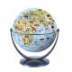IQ kvízová hra s globusem společenská vědomostní hra v krabici 440 otázek_1