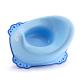 Dětský nočník, protiskluzový, modrý, Cuculo 2top