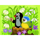 Krtek a ptáček Kubus 12K_1